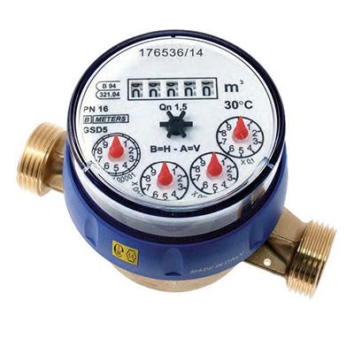 GSD8 meleg GSD 8 hideg  és melegvizes vízmérő