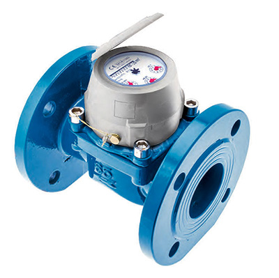 WDE K40 meleg WDE K40 hideg  és melegvizes vízmérő